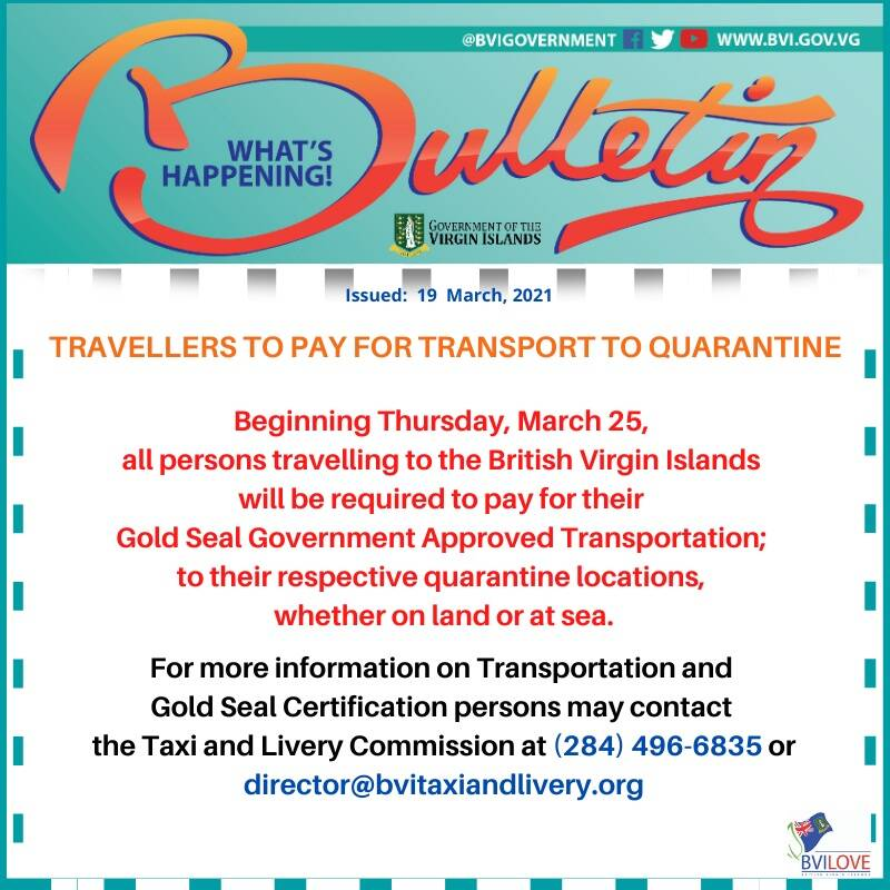 Travelers to pay transport to quarantine accommodations.jpg
